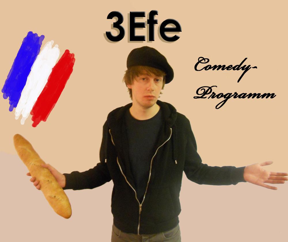 René Peckl Comedy-Programm
